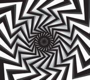Wirbelnder Hintergrund Abstrakte Formen, die Turbulenzphänomen bilden Stockfotos