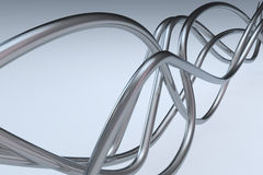 Wire background Stock Images