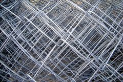 Wire background Royalty Free Stock Photos
