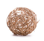 Wire ball toy Stock Image