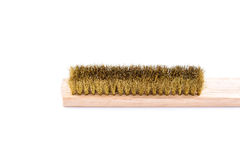 Wire brush Royalty Free Stock Photography