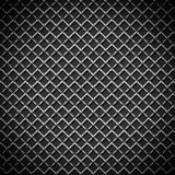 Wire chain link fence. Metal chain link fence background Stock Images