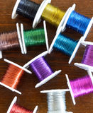 Wire crafts Stock Photo