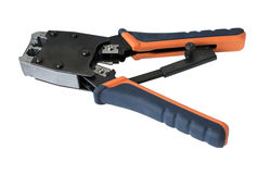 Wire crimper Stock Photos