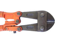 Wire cutter Royalty Free Stock Image