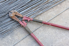 Wire-cutter Stock Image