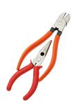Wire cutter and pliers stock photography