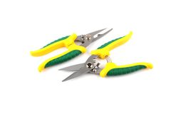 Wire cutters Stock Photography