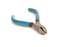 Wire cutters Stock Images