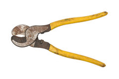 Wire cutters Royalty Free Stock Image