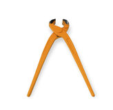 Wire cutters Royalty Free Stock Photography