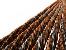 Wire, 3D Stock Image