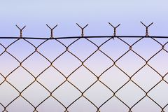 Free Wire Fence Stock Images - 6415944