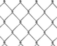 The wire fence Stock Photo