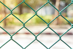 Wire fence Royalty Free Stock Image