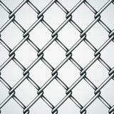 Wire fence seamless background Royalty Free Stock Image