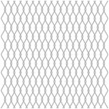 Wire fence on a white background Stock Photo