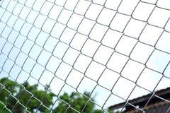 Wire fences Stock Photo