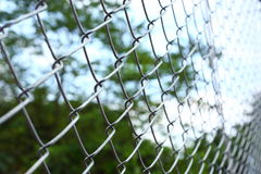 Wire fences Stock Photography