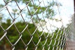 Wire fences Stock Image
