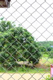 Wire fences Royalty Free Stock Photography