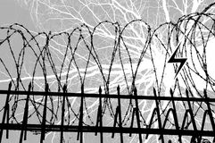 Wire gauze Stock Photography