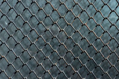 Wire and glass background Stock Images