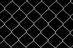 Wire grid window Royalty Free Stock Images
