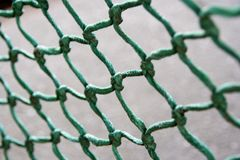 Wire kopplar ihop Royaltyfria Bilder