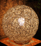 Wire Lamp Stock Photos