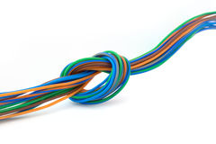 Wire loop Royalty Free Stock Photos
