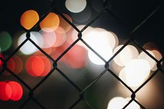 Wire Mesh Stock Image