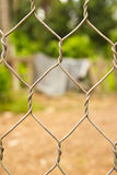 Wire mesh background Stock Photos