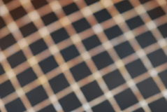 Wire Mesh Blur Stock Photo