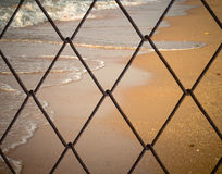 Wire Mesh. Stock Photography