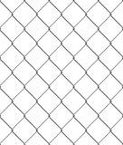 Wire mesh seamless pattern Stock Images