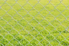 Wire mesh steel Stock Images