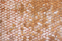 Wire mesh steel texture. Rust wire mesh steel texture Royalty Free Stock Photography