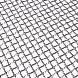 Steel wire mesh texture Stock Photography
