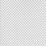 Wire mesh texture on white background Stock Photos