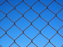 Wire Mesh, Wire Mesh Fence, Fence Stock Images