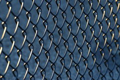 Wire net Stock Image