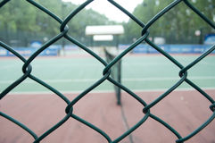 Wire netting Stock Photography