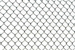 Wire netting. Isolated wire netting stock images