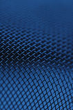 Wire netting. It's a wire netting of the sieve was shot close-up Stock Image