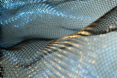Wire netting. Royalty Free Stock Photo