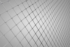 Wire Netting, Alpha Network, networking, connect. 3D Rendering, High quality Render Royalty Free Stock Photo