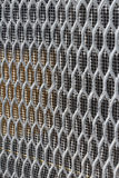 Wire netting grid. The wire netting grid close up background Stock Image