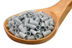 Free Wire Nuts Royalty Free Stock Image - 13125586
