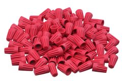 Free Wire Nuts Royalty Free Stock Photos - 13434228